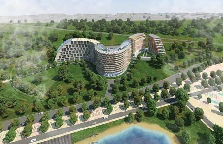 Landmark-Hotelprojekt in Russland: Kempinski Hotel Plaza Nizhny Novgorod (250 Zimmer) - Eröffnung ungewiss