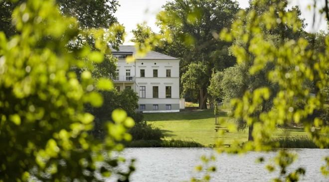 Landgut A. Borsig in Nauen bei Berlin