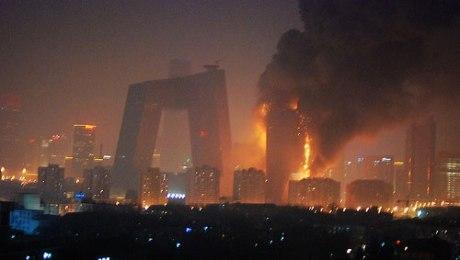 Zweite Chance für Mandarin Oriental: Nach dem verheerenden Feuer Anfang 2009 wird im April 2015 nun das neue Luxushotel in Peking wieder eröffnet