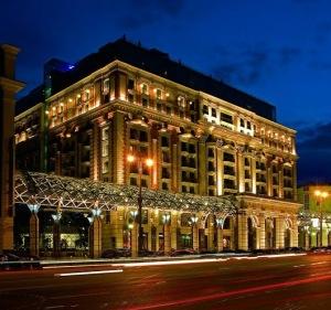 Ritz Carlton Moskau