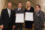 Egon Steigenberger Preis 2014 geht an Mandy Gruhle und Thomas Wosch