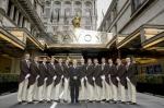 Etihad Butlers im Savoy London