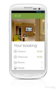 Premier Inn goes high-tech - New app lets guests check-in online, order breakfast, and even control the temperature of their room