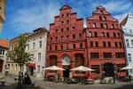 Romantik Hotel Scheelehof, Stralsund
