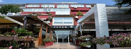 Super 8 Hotel in Skopje - Wegen Ebola unter Quarantäne