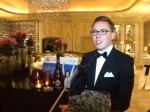 Thomas Millauer - bester Azubi der besten Hotels in Deutschland 2014