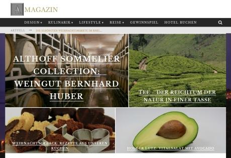 Althoff Hotels Online-Magazin