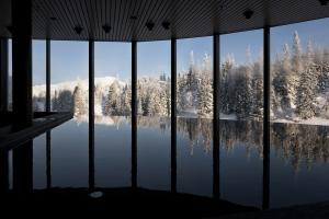 Copperhill Mountain Lodge, Schweden