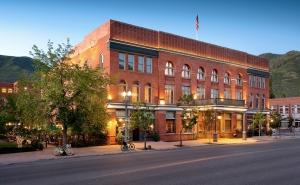 Hotel Jerome – An Auberg Resort, USA