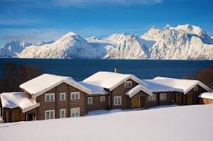 Lyngen Lodge, Norwegen