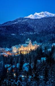 The Fairmont Chateau Whistler, Kanada