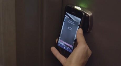 Starwood lässt Hotelzimmer nun per Smartphone-App öffnen