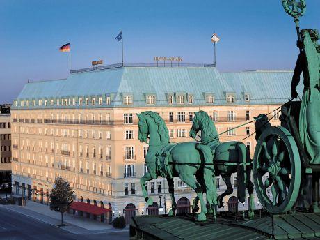 Hotel Adlon Kempinski Berlin: Schönstes und erfolgreichstes Luxushotel Deutschlands