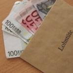 Lohn Gehalt Lohntüte pixelio.de S. Fries