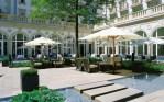 Rocco Forte Villa Kennedy Frankfurt - Courtyard