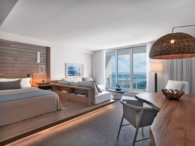 1 Hotel Miami South Beach - Oceanview King Room