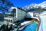 Alpentherme Leukerbad: Neuer Betreiber des Thermalresorts im Schweizer Kanton Wallis ist Heliopark Hotels