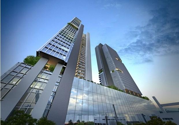 Neues Luxushotel-Landmark: Im Frühjahr 2016 eröffnet das Fairmont Istanbul