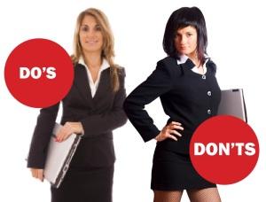 Dresscode im Job