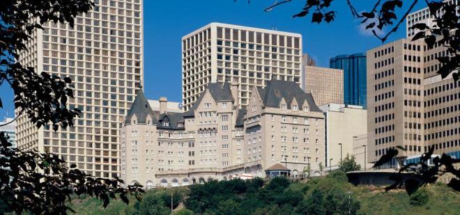 Fairmont Hotel Macdonald Edmonton