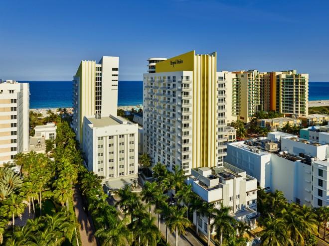 Royal Palm South Beach Miami - Erstes Mitglied bei Starwood's Marketingvereinigung Tribute Portfolio