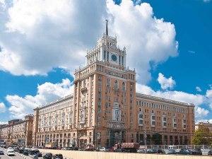 Das traditionsreiche Pekin Hotel in Moskau wird 2018 als luxuriöses Fairmont Hotel wiedereröffnet
