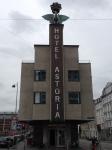 Das wahrscheinlich hässlichste Hotel der Welt: Hotel Astoria in Kopenhagen