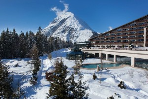 Interalpen Hotel Tyrol in Telfs-Buchen bei Seefeld/Tirol
