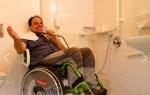 Rollstuhl Hotel Viktoria Oberstdorf