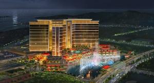Neues Gambling Resort in der Glückspiel-Metropole Macau: Wynn Palace eröffnet Anfang nächsten Jahres
