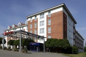 Ramada Hotel Frankfurt an der Oder: Jetzt ausgebucht mit Flüchtlingen