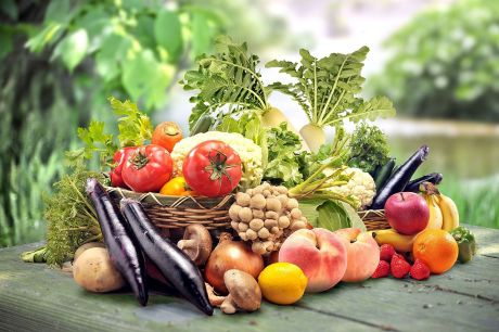 Vegetarisch ernähren