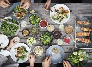 Wichtig in grünen Hotels und grüner Gastronomie: Rohwaren aus regionalem Einkauf (Foto: Ikea)