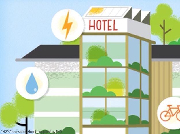 Bei Intcontinental Hotels setzt man schon lange auf Nachhaltigkeit