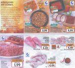 Rotes Fleisch in der LEH-Werbung / Foto: Kaufland