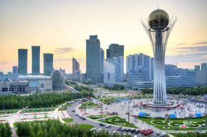 Ritz Carlton in Astana in Kasachstan