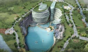 InterContinental Resort Shimao Wonderland (Shanghai/China)