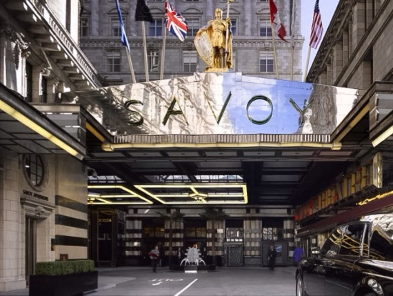 Gehört nun zu Accor: Savoy London
