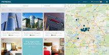 Triprebel-Hotelsuche in Berlin / Screenshot: triprebel.com