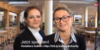 So helfen Hoteliers - Team vom Estrel Berlin baut Schule in Westafrika - Spenden benötigt