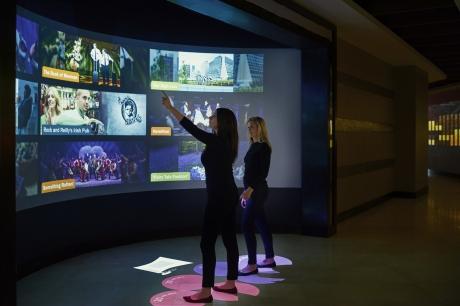 Discovery Portal im neuen Renaissance New York Midtown (Foto: Marriott Int.)