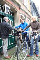 Immer mehr Radtouristen übernachten in Hotels in Deutschland (Foto: ADFC)