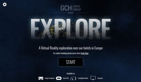 GCH Hotel Group startet Virtual-Reality-Tool (Screenshot: GCH Hotel Grpup)