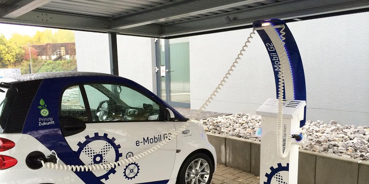 Ladestationen für E-Autos sind das nächste lohnende Geschäft für Hotels und Restaurants (Foto: Castellan)