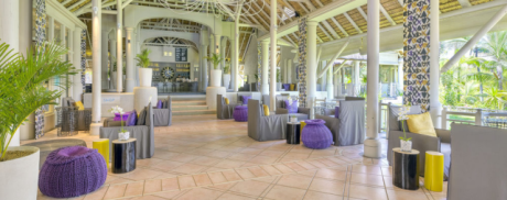 Hotel Lux Belle Mare, Mauritius - Lobby