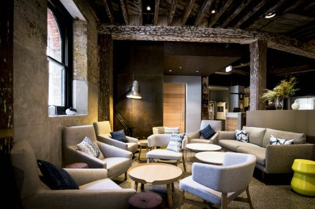 Hotel Ovolo 1888 Darling Harbour, Sydney - Lo Lounge