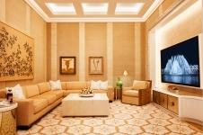15_Wynn Palace_Garden Villa Media Room_Roger Davies