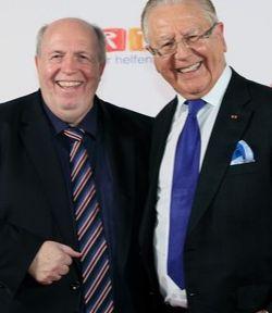 Heinz Horrmann und Reiner Calmund sind das erfolgreichste Juroren-Duo im deutschen Fernsehen (Foto: RTL)