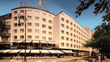 Kempinski Hotel Bristol Berlin - Fassade