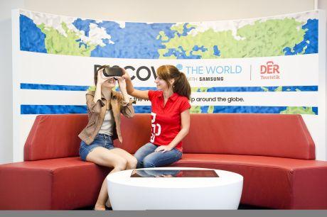Reisen neu erleben durch Virtual Reality